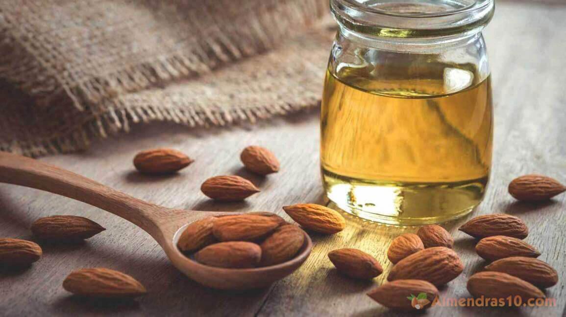 Aceite de Almendras - Propiedades, Beneficios y Usos