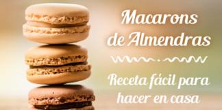 Receta de Macarons de Almendras